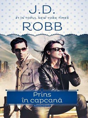 cover image of Prins în capcană