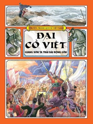 cover image of Truyen tranh lich su Viet Nam--Dai Co Viet