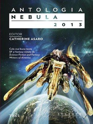 cover image of Antologia Nebula 2013