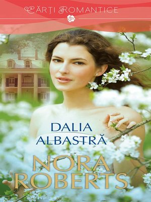 cover image of Dalia albastră