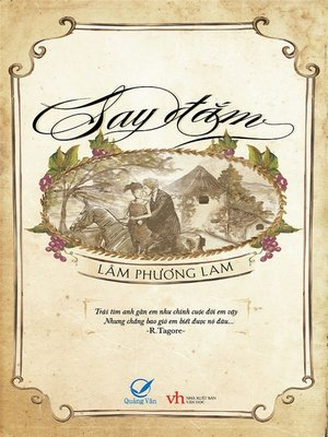 cover image of Truyen ngan--Say dam