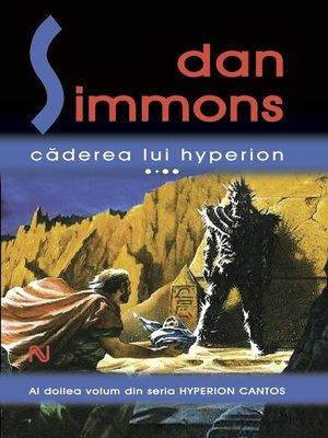 cover image of Căderea lui Hyperion