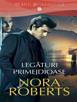 cover image of Legături primejdioase