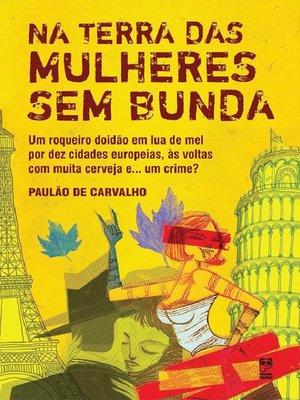 cover image of Na terra das mulheres sem bunda