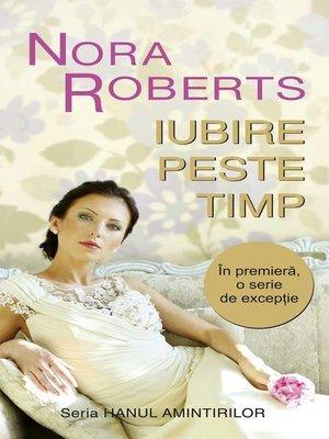 cover image of Iubire peste timp
