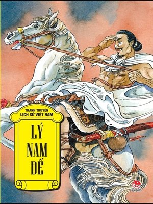 cover image of Truyen tranh lich su Viet Nam--Ly Nam De
