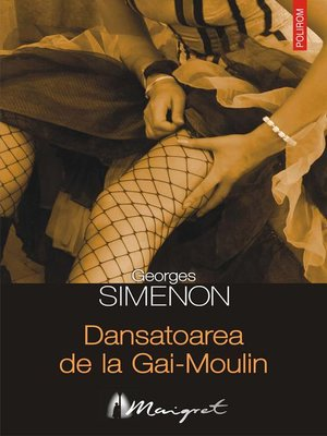 cover image of Dansatoarea de la Gai-Moulin