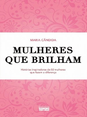 cover image of Mulheres que brilham