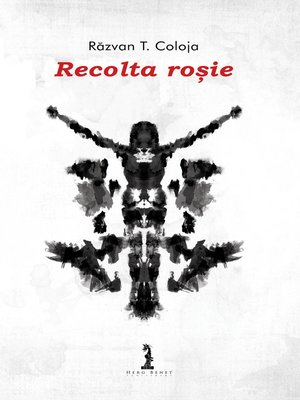 cover image of Recolta roșie