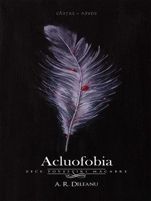cover image of Acluofobia