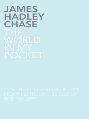 cover image of The World in My Pocket