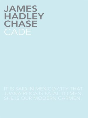 cover image of Cade