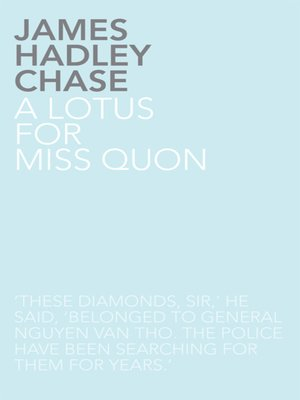 cover image of A Lotus for Miss Quon
