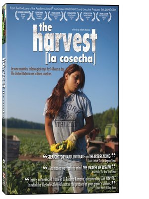 cover image of The Harvest (La Cosecha)
