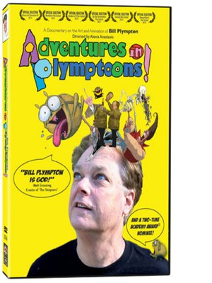 cover image of Adventures in Plymptoons