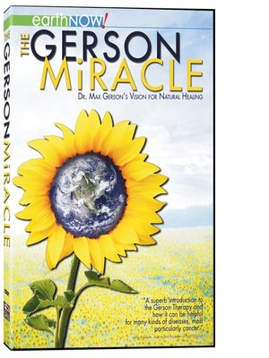 cover image of The Gerson Miracle
