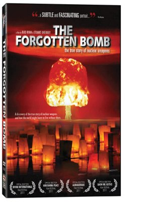 cover image of Forgotten Bomb