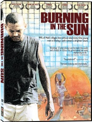 cover image of Burning in the Sun