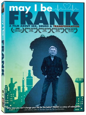 cover image of May I Be Frank