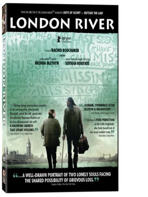 cover image of London River