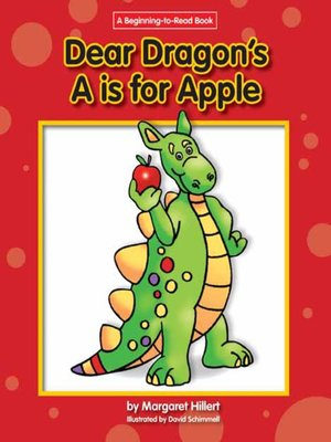 cover image of Dear Dragon's A is for Apple