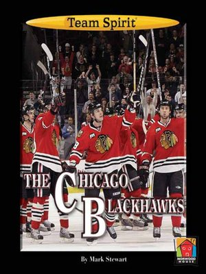 cover image of The Chicago Blackhawks