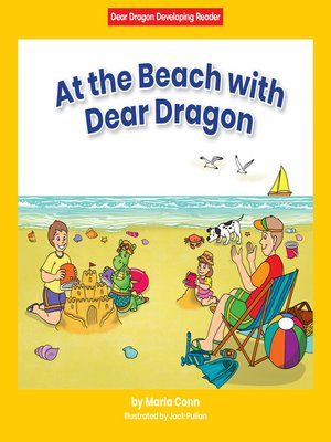 cover image of At the Beach with Dear Dragon