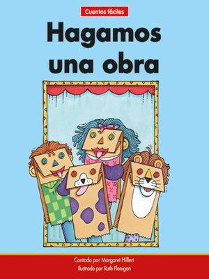 cover image of Hagamos una obra