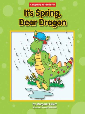 cover image of It's Spring, Dear Dragon