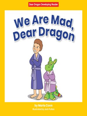 cover image of We Are Mad, Dear Dragon
