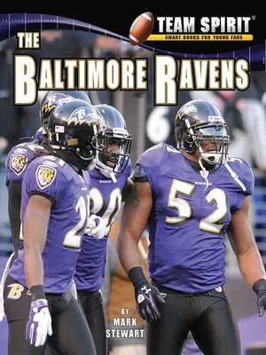 cover image of The Baltimore Ravens