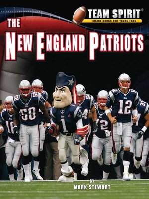 cover image of The New England Patriots