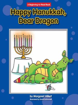 cover image of Happy Hanukkah, Dear Dragon
