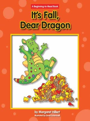 cover image of It's Fall, Dear Dragon