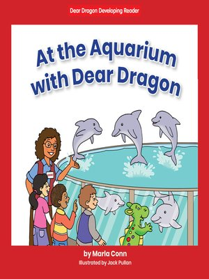 cover image of At the Aquarium with Dear Dragon