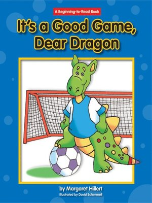 cover image of It's a Good Game, Dear Dragon