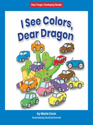 cover image of I See Colors, Dear Dragon