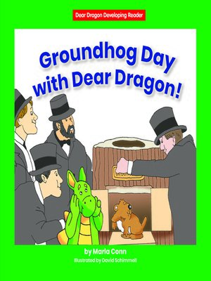 cover image of Groundhog Day with Dear Dragon!