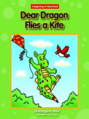 cover image of Dear Dragon Flies a Kite