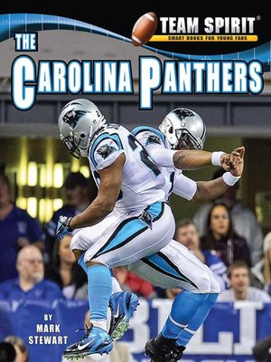 cover image of The Carolina Panthers