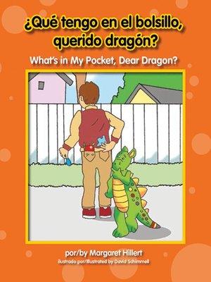 cover image of ¿Qué tengo en el bolsillo, querido dragón? / What's in My Pocket, Dear Dragon?