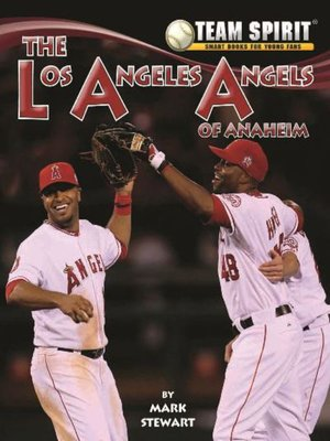 cover image of The Los Angeles Angels of Anaheim
