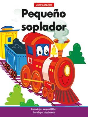 cover image of Pequeño soplador