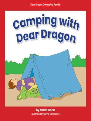 cover image of Camping with Dear Dragon