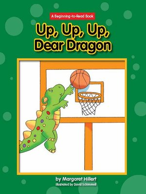 cover image of Up, Up, Up Dear Dragon