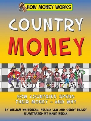 cover image of Country Money