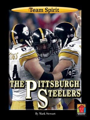 cover image of The Pittsburgh Steelers