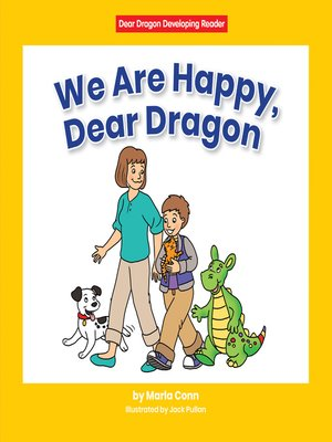cover image of We Are Happy, Dear Dragon