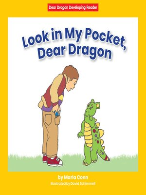 cover image of Look in My Pocket, Dear Dragon