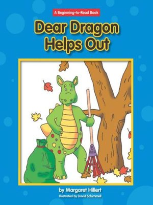 cover image of Dear Dragon Helps Out